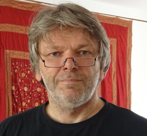Körpertherapeut und Rhythmustherapeut, Helmut Rochholz